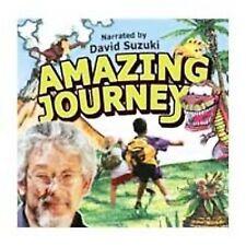 Amazing Journey Suzuki, David MUSIC CD