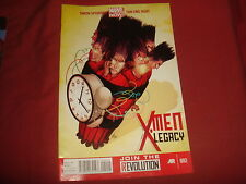 X-MEN LEGACY #2  Si Spurrier  Marvel NOW  Comics 2012