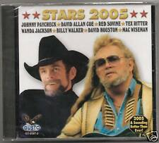 COUNTRY STARS 2005, CD, VARIOUS ARTISTS, NEW SEALED