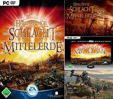 Der Herr der Ringe Die Schlacht um Mittelerde PC DEUTSCH in DVD Hülle