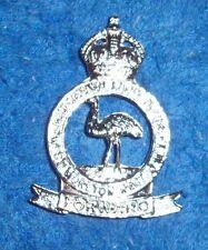 14 LIGHT HORSE (QMI MORETON) REGT HAT BADGE WW2 - REPRO AUSTRALIAN ARMY