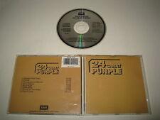 DEEP PURPLE/24 QUILATES PURPLE(CD-FA 3132/CDM 7 52020 2)CD