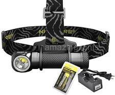 Nitecore HC30 LED Headlamp 1000 Lumen with 18650 Battery, Charger
