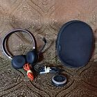 Jabra Evolve 40 Wired USB Headset ENC010 with Adapter and Case