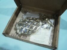 Virginia Metal Crafters Brass Pineapple Door Knocker (New Old Stock)
