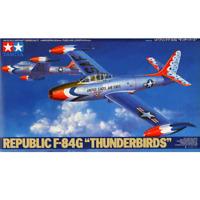 """Tamiya 61077 Republic F-84G """"Thunderbirds"""" 1/48"""