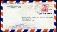 PHILIPPINES Air Mail Local Cover, 1946