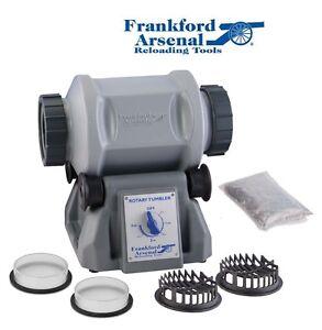 Frankford  Platinum Series Rotary Tumbler 220 volt # 909567 New!