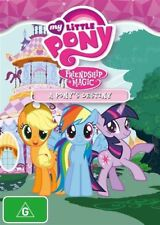 MY LITTLE PONY Friendship Is Magic A Pony's Destiny: Season 3 : Vol 3 DVD NEW R4