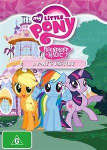 My Little Pony : Friendship Is Magic : A Pony's Destiny : NEW DVD