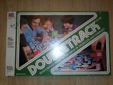 DOUBLETRACK Vintage Board Game FACTORY SEALED NEW 1981 Milton Bradley #4110