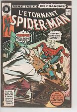 SPIDER-MAN #65 french comic français EDITIONS HERITAGE