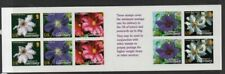 Guernsey Sc 826b 2004 Flower stamp booklet mint NH