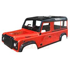 Xtra Speed D110 Lexan 330mm WB Clear Body RC4WD 1:10 RC Cars Crawler #XS-59474