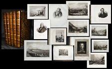 1834-42 Nouveau Enfiler conversations lexique avec piqûres Wolff 5 BDE 58 TAF.