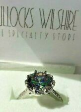 Exclusive Estate Alexandrite Solitaire Ring  Platinum  Sz 7