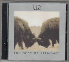 U2 - the best of 1990-2000 & b-sides CD