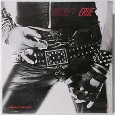 '81 MOTLEY CRUE TOO FAST LOVE LEATHUR RECORDS VINYL LP van halen guns roses sixx