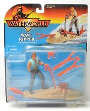WATERWORLD Mariner W/ Wave Ripper Jet Ski Kenner 1994  Movie Action Figure NIP