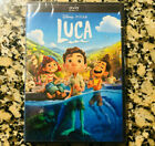 Luca (DVD, 2021) Family Animation - BRAND NEW - FREE SHIPPING!!!