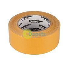 - biadesivo - - 50 mm x 33 m forte, rinforzato con fibra di vetro-, permanente