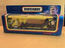 Matchbox Convoy CY-1 Kenworth Car Transporter With Box