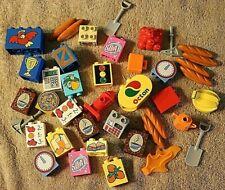 Lego Duplo Stamped Pieces + variety