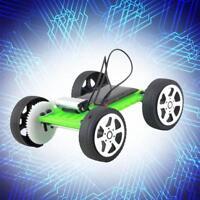 Mini-Gadget Hobby Kit Auto bewegt Sonnenenergie Spielzeug Funny Solar Car!