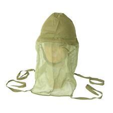 2 Pack of USGI OD Green Vietnam Era Helmet Mosquito Headnets / Free Shipping