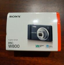 Sony Cyber-shot DSC-W800 20.1MP Digital Camera 5x Optical Zoom **SEE DESC**