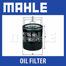Mahle Oil Filter OC501 - Fits Alfa Romeo, Fiat - Genuine Part