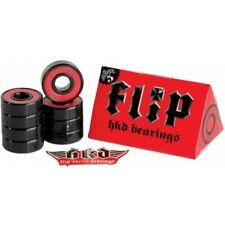 FliP Skateboards Hkd Bearings Abec 5 Performance Red Shields