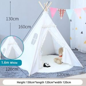 1.6m Portable indoor Children play shade Infant Kid Tent Girl play room House