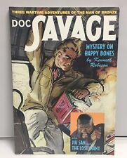 Doc Savage: Three Wartime Adventures- Kenneth Robeson TPB