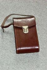 Alte Ledertasche Tasche Beier für Fotoapparat