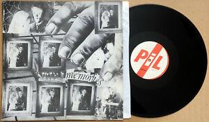 "PiL Memories 12"" Maxi Single record Virgin VS 29912 1979 Ex"