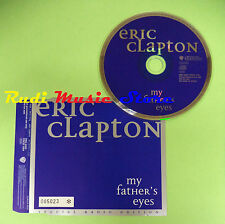CD singolo Eric Clapton My Father's Eyes PROMO RADIO no mc lp dvd vhs(S19)
