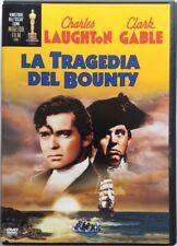 Dvd The Tragedy the Bounty by Frank Lloyd 1935 Used