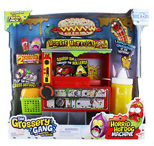 The Grossery Gang S2 Playset: Horrid Hot Dog Machine