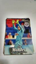 2017 Topps Stadium Club MLS Luis Robles 1st Day Issue 3/10 First