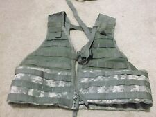 US ARMY MOLLE II ACU FIGHTING LOAD CARRIER VEST
