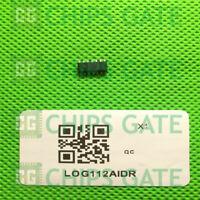 1PCS LOG112AIDR SOIC-14 IC OPAMP LOGARITHMIC 1.4MHZ