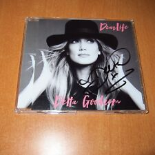 Delta Goodrem Dear Life * SIGNED AUTOGRAPHED * CD Single ( NEW NOT SEALED )