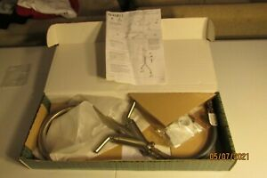 Brizo 6216050-BN Two Handle Brushed Nickel Kitchen Faucet