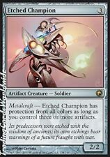 Etched Champion // Foil // NM // Scars of Mirrodin // engl. // Magic Gathering