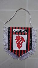 FANION MILAN AC CALCIO ITALIE FOOTBALL TRES BON ETAT