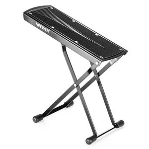 Neewer Sturdy Guitar Foot Rest (Extra) Made of Solid Iron  Excellent Stability
