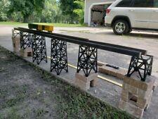 Model1900' plate girder deck bridge &Trestle, one (1) or two (2) track, O Gauge