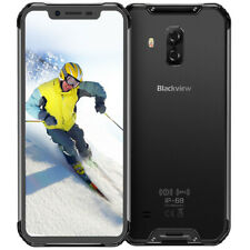"6.21"" Blackview BV9600E 4GB+128GB Handy Wasserdicht Smartphone Android 9.0 Grau"