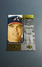 CHIPPER JONES 2006 TOPPS CO-SIGNERS CARD # 59 A7050